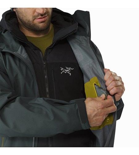 Sabre Jacket Orion Internal Security Pocket