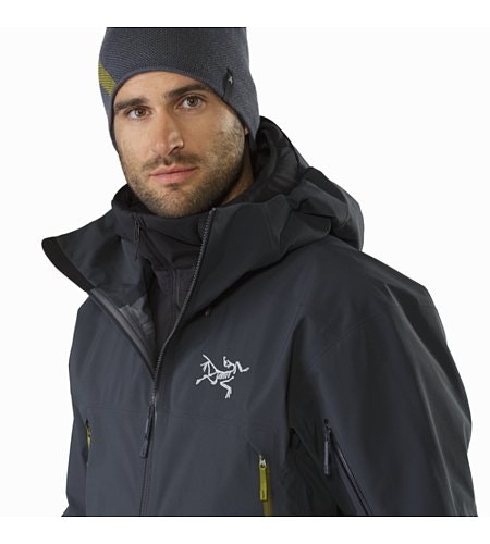 Sabre Jacket Orion Open Collar
