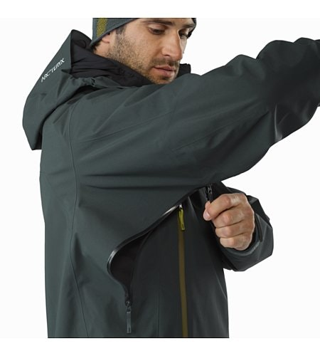 Sabre Jacket Orion Pit Zip
