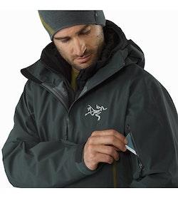 Sabre Jacket Orion Sleeve Pocket