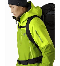 Sabre LT Jacket Adrenaline Hand Pocket