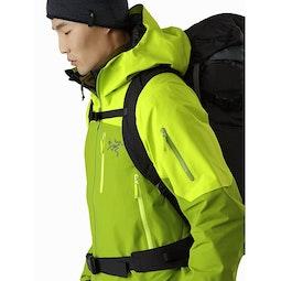 Sabre LT Jacket Adrenaline Hand Pocket