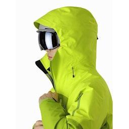 Sabre LT Jacket Adrenaline Helmet Compatible Hood