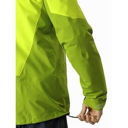 Sabre LT Jacket Adrenaline Hem Adjuster