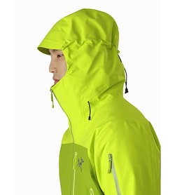 Sabre LT Jacket Adrenaline Hood