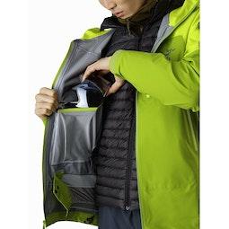 Sabre LT Jacket Adrenaline Internal Dump Pocket