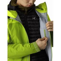Sabre LT Jacket Adrenaline Internal Security Pocket
