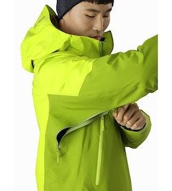 Sabre LT Jacket Adrenaline Pit Zip