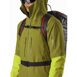 Sabre LT Jacket Gnarnia Glades Chest Pocket