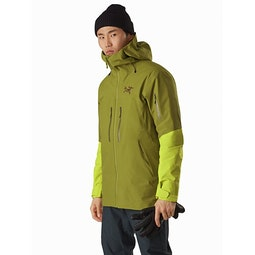 Sabre LT Jacket Gnarnia Glades Front View