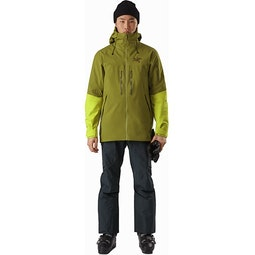 Sabre LT Jacket Gnarnia Glades Full View