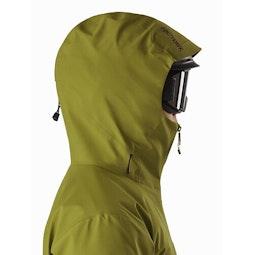 Sabre LT Jacket Gnarnia Glades Helmet Compatible Hood