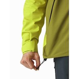 Sabre LT Jacket Gnarnia Glades Hem Adjuster