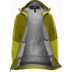 Sabre LT Jacket Gnarnia Glades Internal View