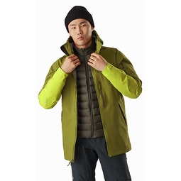 Sabre LT Jacket Gnarnia Glades Open View