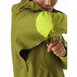 Sabre LT Jacket Gnarnia Glades Pit Zip