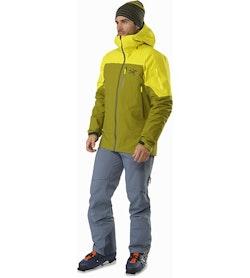 Sabre LT Jacket Serpentine Front View