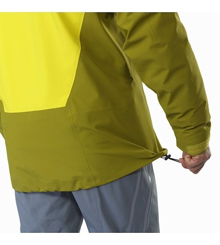 Sabre LT Jacket Serpentine Hem Adjuster