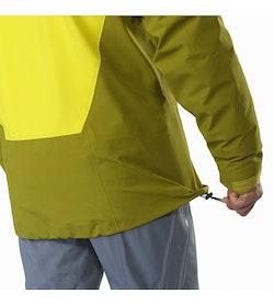Sabre LT Jacket Serpentine Hem Adjuster