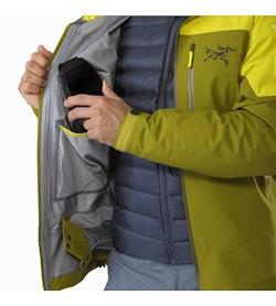 Sabre LT Jacket Serpentine Internal Dump Pocket