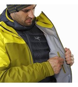 Sabre LT Jacket Serpentine Internal Security Pocket