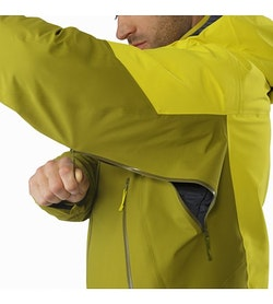 Sabre LT Jacket Serpentine Pit Zip