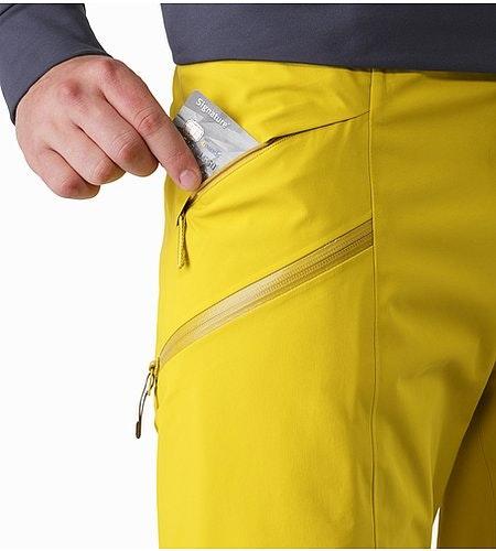 Sabre Pant Woad Hand Pocket