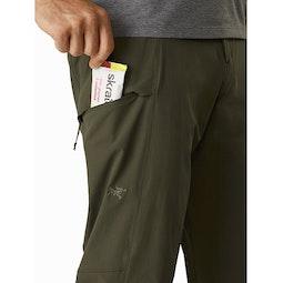 Sabreo Pant Dracaena Front Pocket