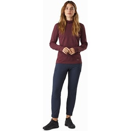 Sabria Pant Women's Cobalt Moon Full View