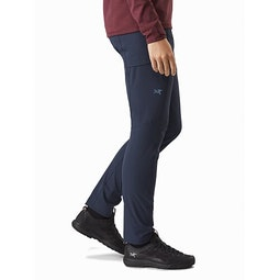 Sabria Pant Women's Cobalt Moon Side View