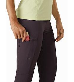 Sabria Pant Women's Dimma Thigh Pocket