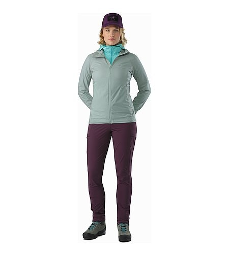 Sabria Pant Women's Purple Reign Outfit