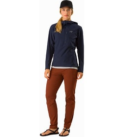 Sabria Pant Women's Redox Front View 2