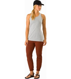 Sabria Pant Women's Redox Front View