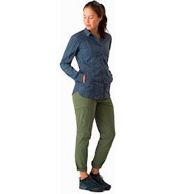 Sabria Pant Women's Shorepine Outfit