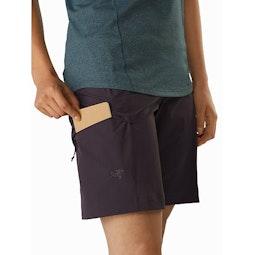 Sabria Short Women's Dimma Thigh Pocket