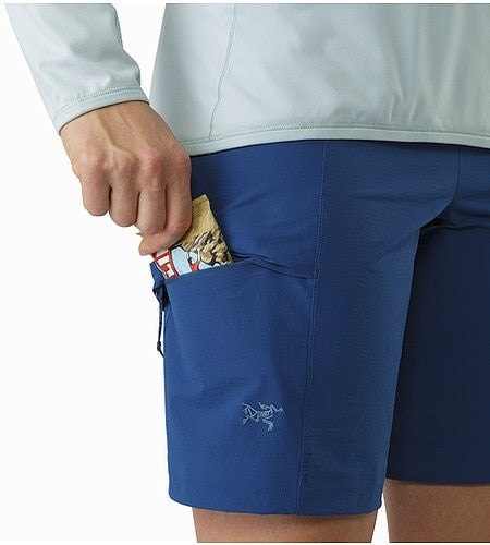 Sabria Short Women's Poseidon Thigh Pocket