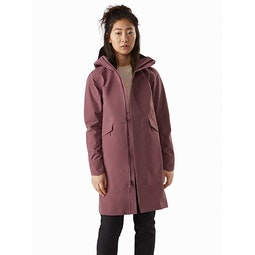 Sandra Coat Women's Inertia Heather