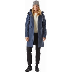 Sandra Coat Women's Megacosm Heather Full View