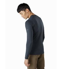Satoro AR Crew Neck Shirt LS Orion Back View