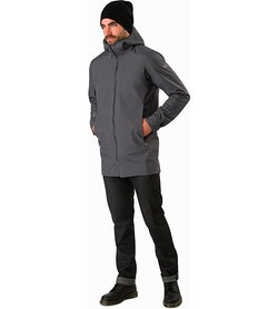 Sawyer Coat Pilot Front View