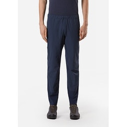 Secant Comp Pant Dark Navy Front View