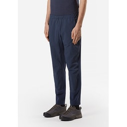Secant Comp Pant Dark Navy Side View