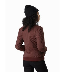 Semira Jacket Women's Flux Back View