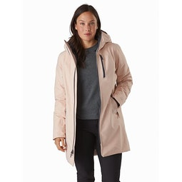 Sensa Parka Women's Macrame Open View