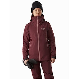 Sentinel AR Jacket Women's Dark Inertia Front View