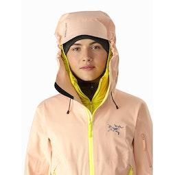Sentinel AR Jacket Women's Elixir Hood 2