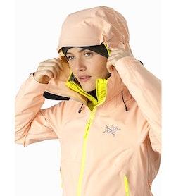 Sentinel AR Jacket Women's Elixir Hood