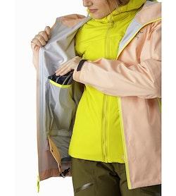 Sentinel AR Jacket Women's Elixir Internal Dump Pocket