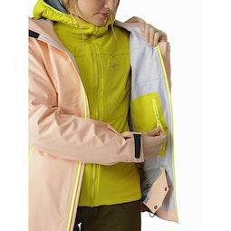 Sentinel AR Jacket Women's Elixir Internal Security Pocket